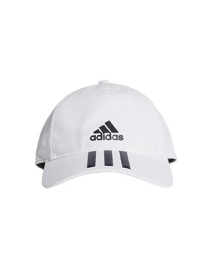 adidas 潮流男女款休闲时尚舒适透气防晒白色运动帽太阳帽