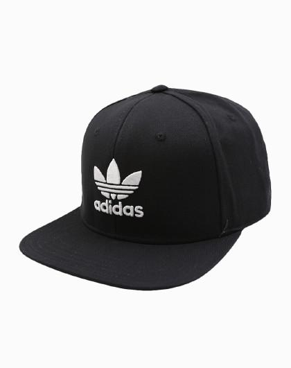 adidas 三叶草 户外运动休闲出行旅游遮阳帽潮流时尚棒球帽 男女帽子