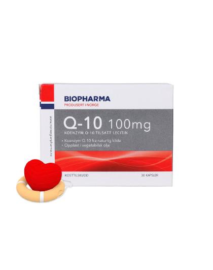 bp BIOPHARMA 辅酶Q10含片30片