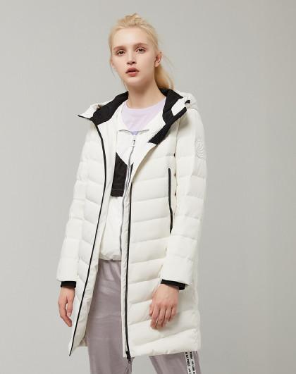 【中长款】女士简约休闲秋冬中长款外套
