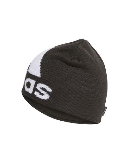 adidas BIG LOG BE CLMW时尚舒适透气针织帽