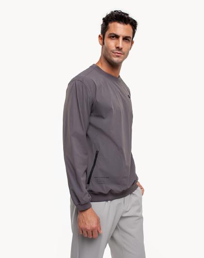 可隆卫衣男秋季户外休闲运动卫衣男子长袖T恤套头衫