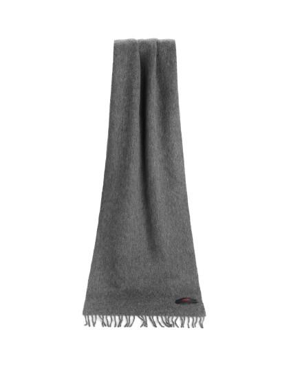 鄂尔多斯 MEN'S(爆款)秋冬羊绒保暖经典商务舒适亲肤男女围巾