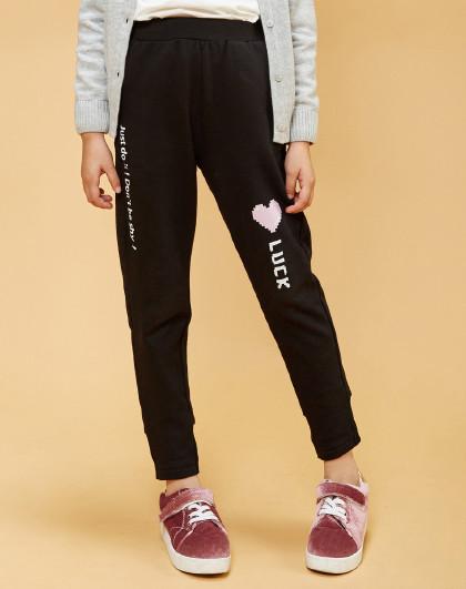 笛莎 Deesha中童长裤2020年春季新款运动长裤