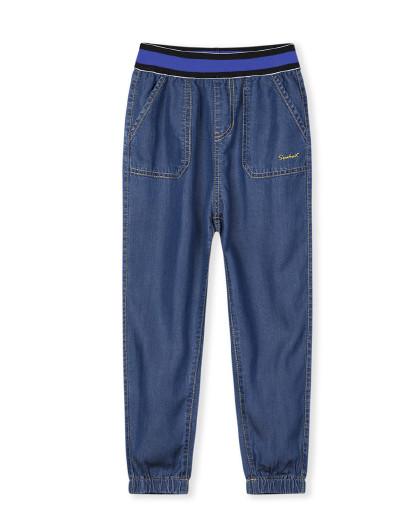童装秋装热卖款男童时尚牛仔长裤