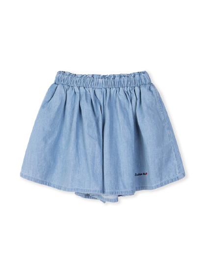 童装热卖款女童时尚裙裤