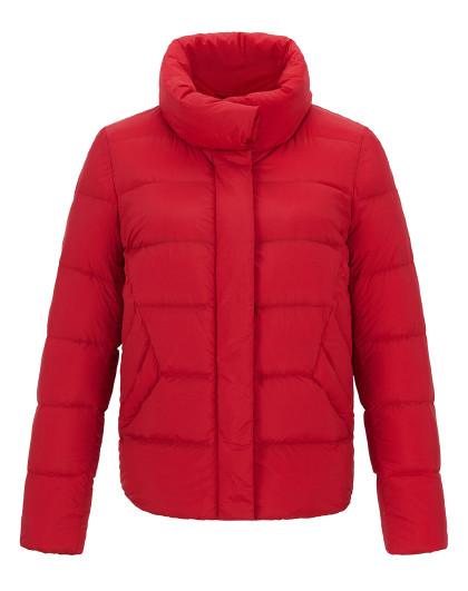 【专柜同步】短款简约羽绒2020新款冬季中老年款舒适羽绒服女