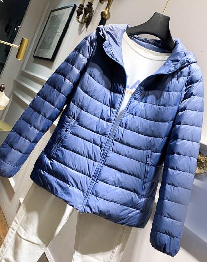 【专柜爆款】时尚轻薄羽绒2020新款冬季舒适宽松大码羽绒服女