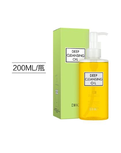 【200ml大容量】DHC蝶翠诗橄榄卸妆油 深层清洁