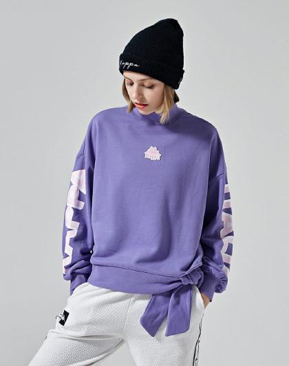 Kappa 卡帕kappa 时尚百搭 女款 针织套头衫