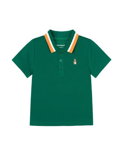 21年夏装新款儿童短袖Polo衫男童T恤全棉运动POLO衫