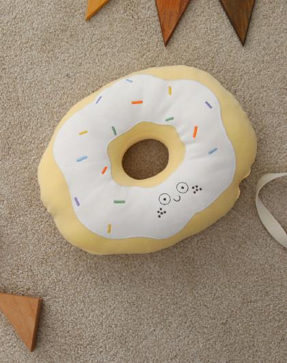 婴儿安抚枕宝宝多功能睡觉抱枕儿童玩具纯棉透气新生儿枕头