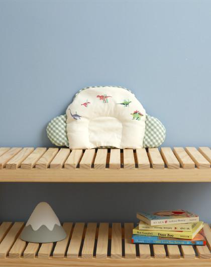 婴儿定型枕头0-1岁新生儿防偏头护头枕宝宝透气枕四季通用