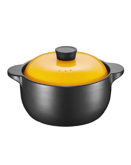爱仕达 1.6/2.5/4.2/6.0L锂辉石浅汤煲养生煲陶瓷煲