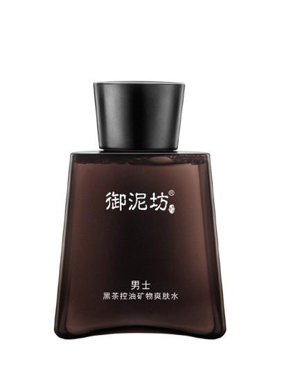 御MEN 【实力控油】黑茶控油爽肤水90ml男士保湿爽肤水男
