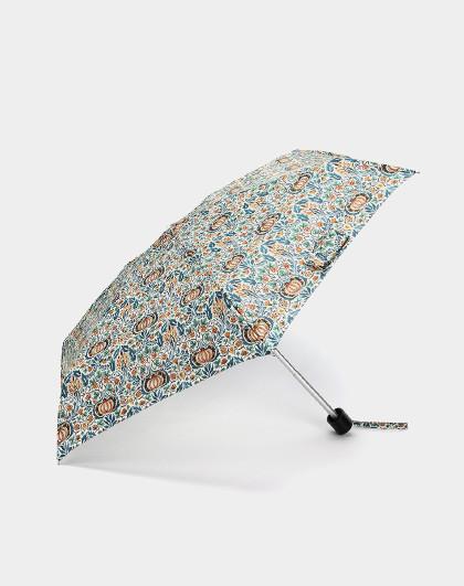FULTON 富尔顿英国进口皇室御用Morris联名轻便女五折口袋晴雨伞