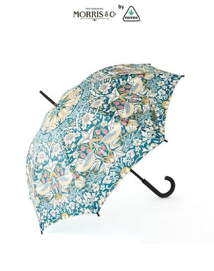 FULTON Fulton富尔顿 长柄伞复古艺术直杆伞Morris遮阳伞晴雨两用