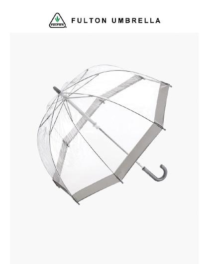 FULTON 富尔顿FULTON 英国进口 儿童伞长柄伞创意礼品伞卡通可爱鸟笼伞