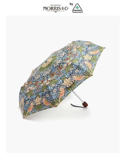 富尔顿 英国进口 轻便迷你折叠伞晴雨两用 三折伞