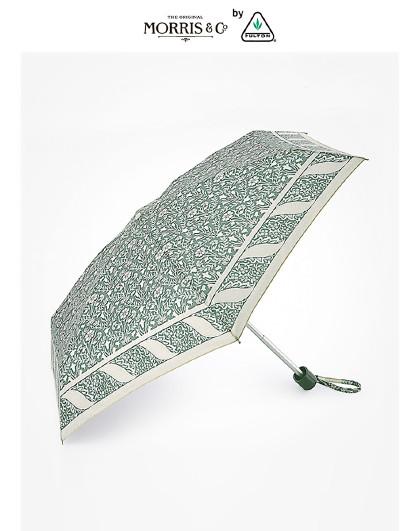 FULTON 富尔顿 英国进口 轻便口袋折叠伞晴雨两用 五折伞
