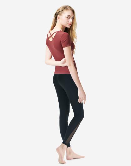【瑜伽服】女2021新款网红健身房运动初学者性感跑步瑜珈服