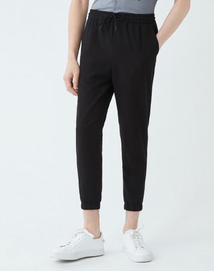 GXG 2020春季新款男款时尚运动束脚休闲裤
