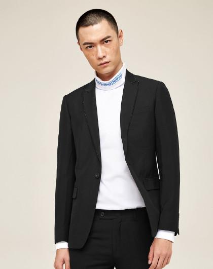 GXG 男款时尚潮流修身西服