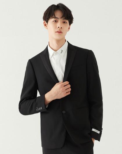 GXG 2018秋季新款男款商务休闲修身西装(上装)