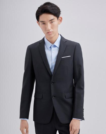 GXG 男款修身商务休闲西装(上装)