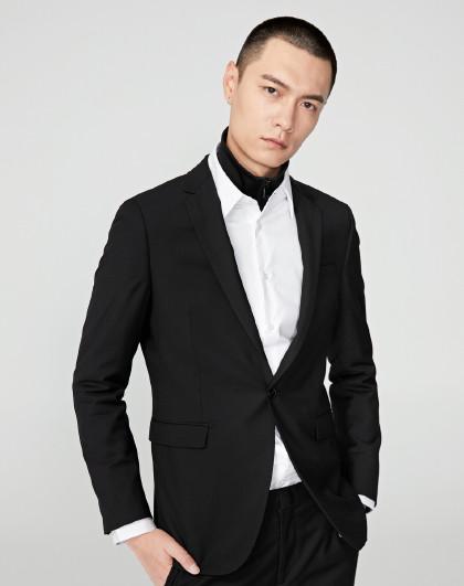 GXG 男款休闲商务修身男士西装(上装)