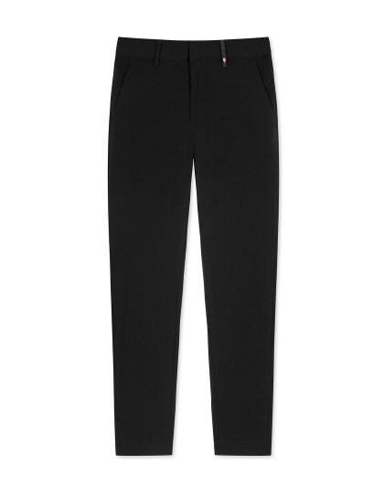 GXG 2020春季新款男款简约时尚字母刺绣修身休闲裤
