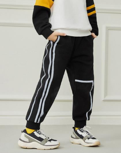 GXG.KIDS GXG童装冬季男童休闲小脚长裤
