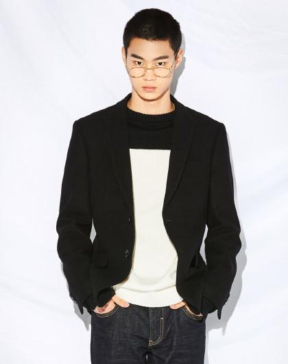 gxg.jeans 冬新品西服男上装