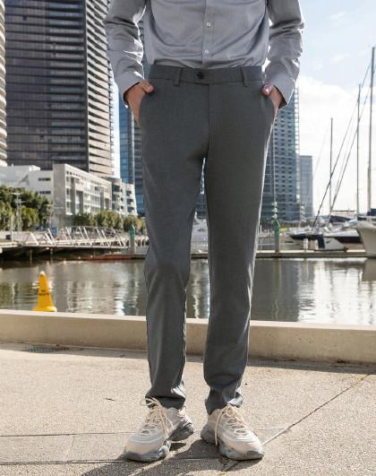 gxg.jeans 装新品休闲小脚西裤男士休闲裤长裤